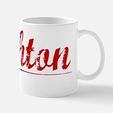 Crichton, Vintage Red Mug