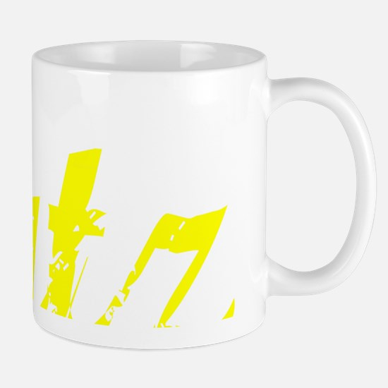 Butz, Yellow Mug