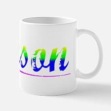 Benson, Rainbow, Mug