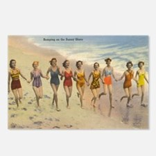 Vintage Ventura Beach Pos Postcards (Package of 8)