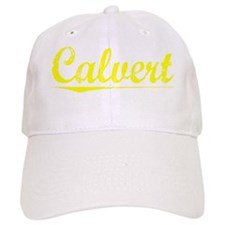 Calvert, Yellow Baseball Cap