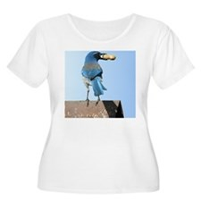 Pretty Blue J T-Shirt