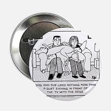"Lap Dogs 2.25"" Button"