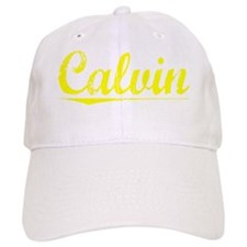 Calvin, Yellow Baseball Cap