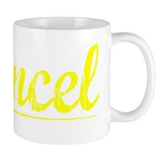 Cancel, Yellow Mug