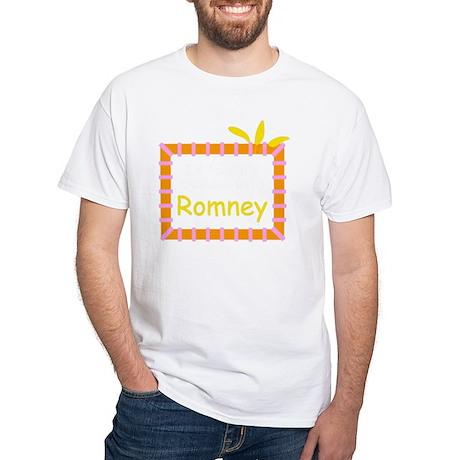 Ill take my chances... White T-Shirt