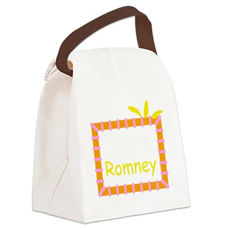 Ill take my chances... Canvas Lunch Bag