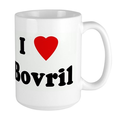 I Love Bovril Mugs