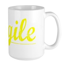 Cargile, Yellow Mug
