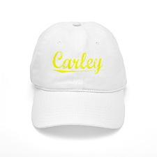 Carley, Yellow Baseball Cap