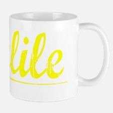 Carlile, Yellow Mug