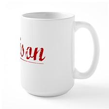 Denison, Vintage Red Mug