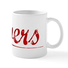Devers, Vintage Red Mug