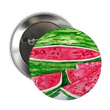 "More Watermelon Please! 2.25"" Button"