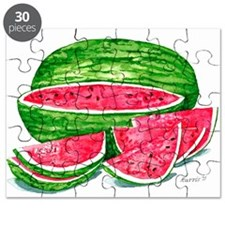 More Watermelon Please! Puzzle