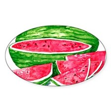 More Watermelon Please! Decal