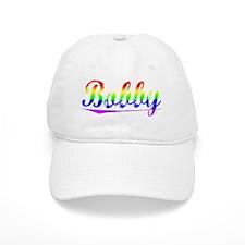Bobby, Rainbow, Baseball Cap
