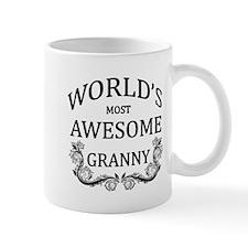 World's Most Awesome Granny Mug