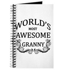 World's Most Awesome Granny Journal