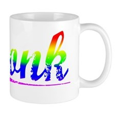 Bonk, Rainbow, Mug
