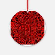 Punk Colours Ornament (Round)