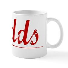 Dodds, Vintage Red Mug