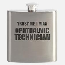 Trust Me, Im An Ophthalmic Technician Flask