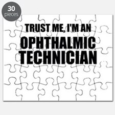 Trust Me, Im An Ophthalmic Technician Puzzle