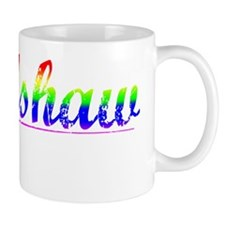Bradshaw, Rainbow, Small Mug