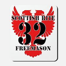 32 Degree Scottish Rite Mousepad