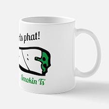 Smokin Ts Girls Phat Design Mug