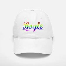 Boyle, Rainbow, Baseball Baseball Cap