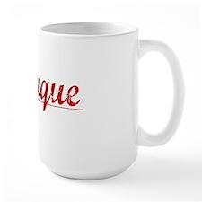 Dubuque, Vintage Red Mug