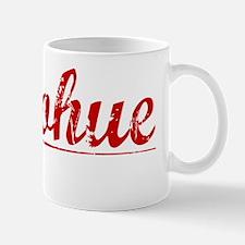 Donohue, Vintage Red Mug