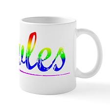Bowles, Rainbow, Mug