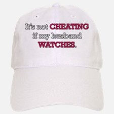 Its Not Cheating! Baseball Baseball Cap