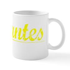 Cervantes, Yellow Mug