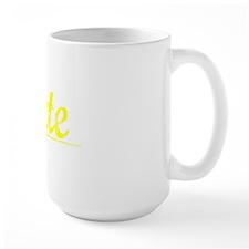 Cate, Yellow Mug