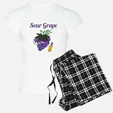 Smokin Ts Sour Grape Charac Pajamas