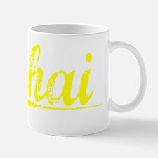 Chai, Yellow Mug