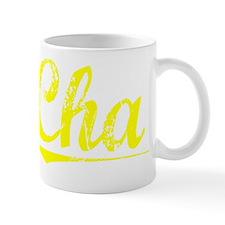 Cha, Yellow Mug