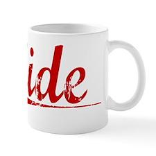 Eide, Vintage Red Mug