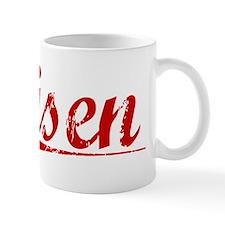 Eisen, Vintage Red Mug