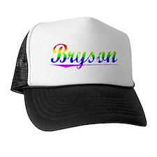 Bryson, Rainbow, Trucker Hat