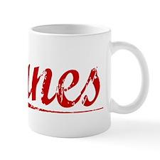 Eanes, Vintage Red Mug
