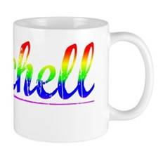 Burchell, Rainbow, Mug