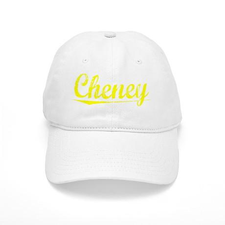 Cheney, Yellow Cap