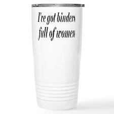 bindersrectangle Travel Mug