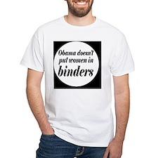 Obamabinderbutton Shirt
