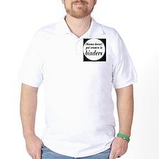 Obamabinderbutton T-Shirt